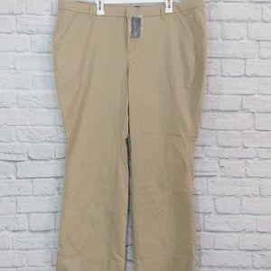 Lane Bryant | Khaki Chino Pants